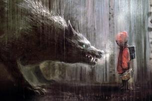 Правдивая история Красной Шапочки. Она намного страшнее