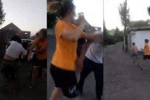 Девушка избила двух мужчин в Узбекистане. Возбуждено уголовное дело