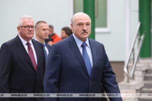 Александр Лукашенко подписал декрет о передаче власти в случае своей гибели