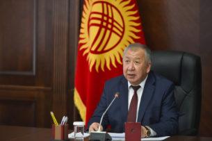 Кубатбек Боронов поручил провести расследование и привлечь к ответственности участников драки между представителями двух партий
