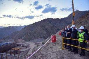 Боронов: При реализации инвестиционных проектов государство возьмёт под особый контроль соблюдение экологических требований