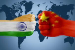 Индия заявила о «предупредительных выстрелах» на границе с Китаем
