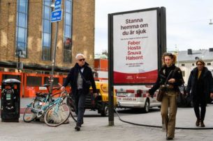 Власти Швеции одумались и приготовились ввести карантин из-за коронавируса