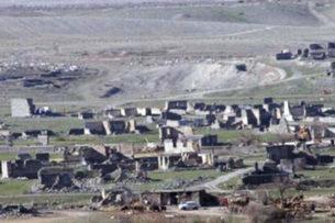 Минобороны Азербайджана сообщило, что Вооруженные сила страны заняли ряд сел и стратегических высот в Нагорном Карабахе