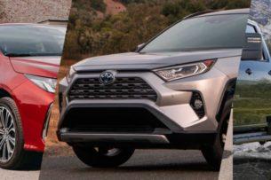 Мировой топ продаж автомобилей возглавили пикапы