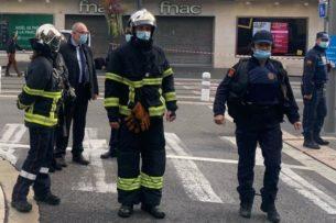 Неизвестный напал с ножом на людей в Ницце: двое убиты