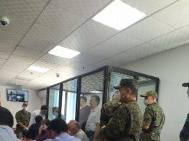 Судебный процесс по событиям в Кой-Таше отложен на 7 октября. В нем должен был участвовать Атамбаев