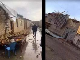 От пострадавших от урагана в Туркменистане потребовали оплатить выделенные им ранее стройматериалы