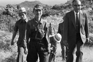 30 лет после капитуляции Японии солдат продолжал воевать за императора
