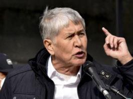 Алмазбек Атамбаев объявил голодовку. Его перевели в подвал СИЗО-1