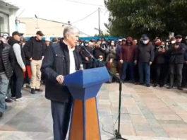 Атамбаев сообщил, что находится в СИЗО ГКНБ без всякого основания
