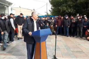 Суд отказался рассматривать вопрос освобождения Алмазбека Атамбаева из-под стражи