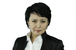Галина Байтерек назначена пресс-секретарём и.о. президента Кыргызстана