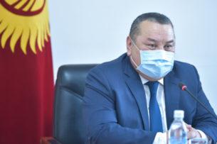 Алымбек Абдылдаев: Я и сам не понял причину моей отставки с поста вице-мэра Бишкека