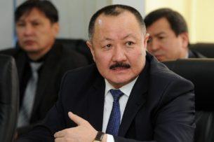 Дуйшен Ирсалиев освобожден от занимаемой должности гендиректора СЭЗ «Бишкек»