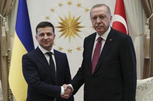 Эрдоган заявил о принципиальном решении не признавать «аннексию Крыма»