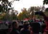 К митингу у «Форума» присоединились сторонники «Республики»