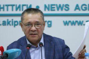 Садыр Жапаров считает, что Кенешбек Дуйшебаев не имел морального права занимать пост секретаря Совбеза