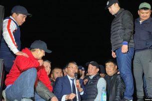 Мелис Мырзакматов станет новым премьер-министром Кыргызстана?