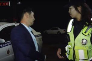 Работник Минэкономики представлялся сотрудником МВД Кыргызстана и угрожал пистолетом