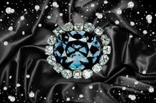 «Око Идола» алмаз приносящий своим владельцам безумие