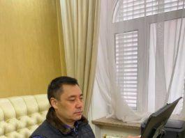 Садыр Жапаров пообещал, что президентские и парламентские выборы пройдут до марта
