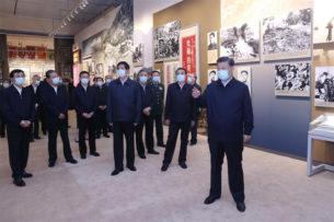 Си Цзиньпин призвал развивать дух Китайских народных добровольцев, участвовавших в войне против США в  Корее