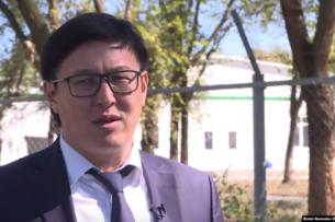 Мужа Ширин Айтматовой освободили из СИЗО-1 Бишкека (видео)