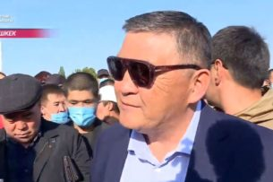 Камчыбек Ташиев прокомментировал результаты выборов