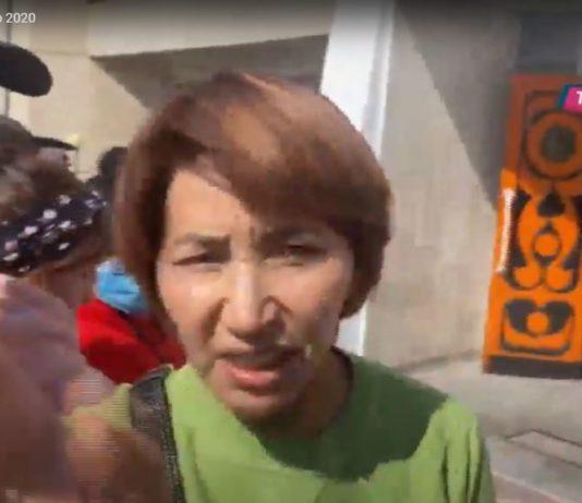 В Таласе совершено нападение на журналистов «Азаттыка»