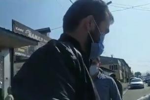 В Оше совершено нападение на журналиста «Клоопа»