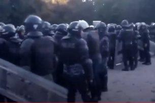 Правоохранители начали готовиться  разгону митинга в Бишкек?