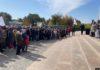 В Таласе и Нарыне проходят митинги несогласных с итогами выборов