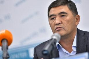 ГКНБ не будет заниматься политическими преследованиями — Камчыбек Ташиев