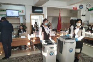 Бишкекская ТИК утвердила итоги голосования референдума