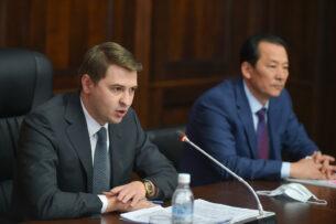 Артем Новиков: Процесс автоматизации налоговой и таможенной служб при перемещении товаров будет доведен до конца