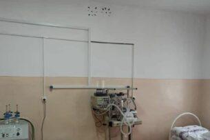 В Алайском районе открылась инфекционная больница на 60 койко-мест
