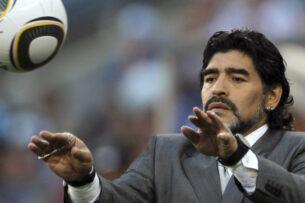 СМИ сообщают о смерти Диего Марадоны