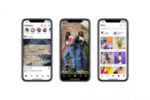 Instagram добавил собственный аналог TikTok на главную страницу приложения