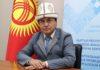 Садыр Жапаров показал, что намерен незаконно бороться с теми, кто его критикует — Каныбек Иманалиев