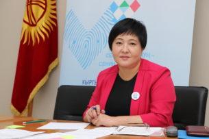Клара Сооронкулова подает в суд на ЦИК. Она считает признание победы Садыра Жапаров незаконным
