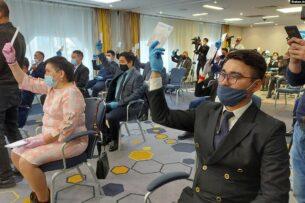 Социал-демократы  Казахстана объявили бойкот выборам. Аблязов считает, что партия выполняет «приказ»