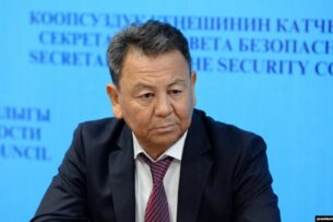 Суваналиев о своей отставке: Оказывается, вынесли решение, что в связи с переходом на другую должность