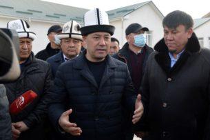 Жапаров обратился к критикам: Реформы еще не начались