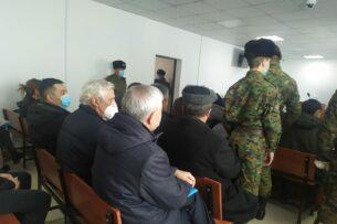 Новый судья по событиям в Кой-Таше вынес постановление о соединении трёх уголовных дел в одно производство
