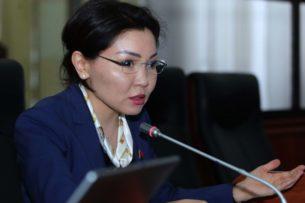 Cурабалдиева: В период обострения ситуации с COVID-19 один из чиновников скрыл протокол лечения