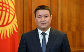 Исполнение обязанностей президента Кыргызстана перешло к спикеру Жогорку Кенеша Таланту Мамытову