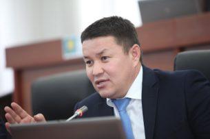 ЦИК Кыргызстана отказала в регистрации спикера ЖК Таланта Мамытова кандидатом в депутаты