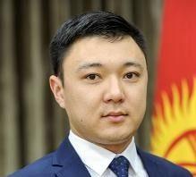 33-летний Эльмырза Укубаев назначен председателем правления «Кыргызалтына»