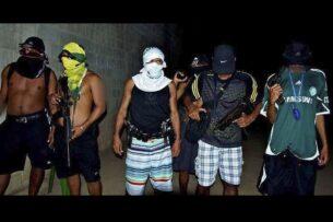 Неизвестная банда обстреляла и разграбила второй город Бразилии